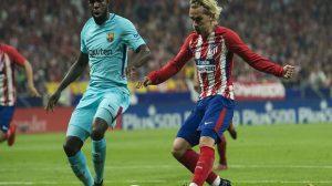 برشلونة يصرف النظر عن كوتينيو ويفكر في جريزمان