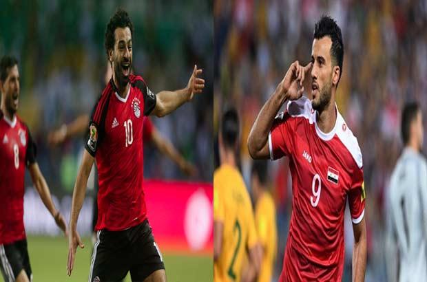 السومة يوجه الشكر إلى محمد صلاح ورسالة للشعب السوري !