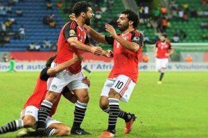 منتخب مصر , صلاح , السعيد