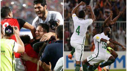 مصر-السعودية