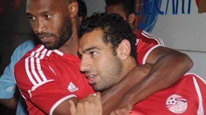 محمد صلاح - شيكابالا
