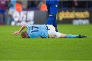 """جوارديولا عن إصابة خيسوس ودي بروين: """"أيها الحكام احموا اللاعبين"""""""