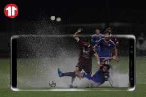 مباريات مقاومة لمياه الأمطار والثلوج