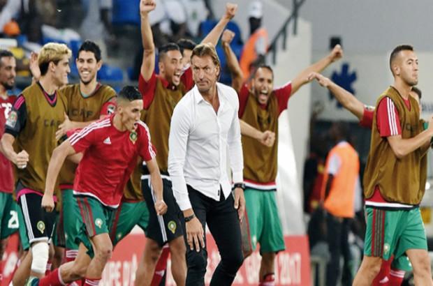 منتخب المغرب , رينارد