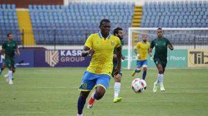 مهاجم الدراويش الإفريقي يسعى خلف الجنسية المصرية من أجل كأس العالم !
