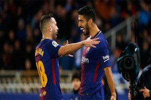 نجم برشلونة: لو كنا نحن خلف ريال مدريد بهذا الفارق لتم قتلنا هنا