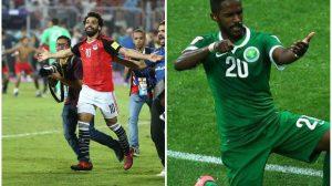 الفيفا يبرز تفوق مصر على السعودية بفارق 35 مركز