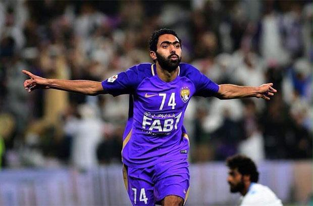 حسين الشحات يشهد رقم تاريخي مع العين الإماراتي