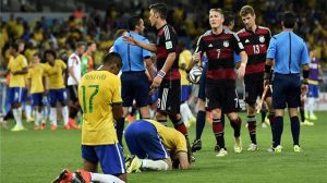 مدرب ألمانيا: البرازيل ستعلب للثأر ولكن مهما فعلوا لن يمحوا النتيجة التاريخية