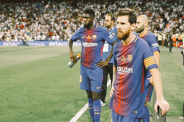 نجم برشلونة يثير أزمة داخل صفوف الفريق والإدارة في موقف صعب