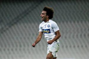 """فيديو.. عمرو وردة ينقذ فريقه بهدف """"ماركة"""" الأهلي"""
