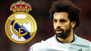 صحيفة إسبانية كبيرة: ريال مدريد فتح خط اتصال مع وكيل محمد صلاح