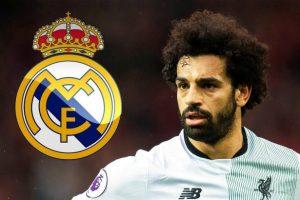 محمد صلاح , ريال مدريد