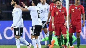 مدرب الأهلي: المنتخب شرف الكرة المصرية أمام رونالدو ورفاقه