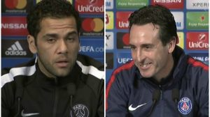 ماذا قال مدرب باريس وألفيس عن مواجهة ريال مدريد الحاسمة ؟
