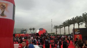 كوكاكولا تسعد المصريين بكأس العالم بالتعاون مع الفيفا