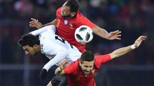 كوكا: لم نشعر بالخوف من البرتغال والجميع حزين بسبب النتيجة !