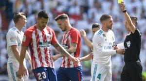 الريال , أتلتيكو مدريد