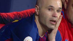 دموع الرسام تقتل فرحة كتالونية بخماسية نهائي كأس الملك !