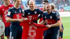 لا جديد.. الكبير ينهي الدوري السادس على التوالي في ألمانيا !