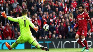 ليفربول يكتفي بالتعادل أمام ستوك في مباراة صيام صلاح عن التسجيل !