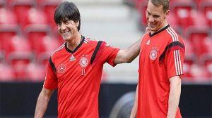 رويس ونوير يقودان قائمة ألمانيا للدفاع عن لقب كأس العالم