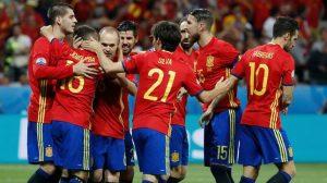 شاهد: منتخبات المونديال... إسبانيا