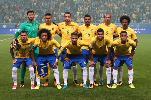 شاهد: منتخبات المونديال.. البرازيل
