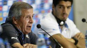 مدرب أوروجواي: مجموعتنا ليست سهلة في المونديال.. ومنتخب مصر ليس صلاح فقط