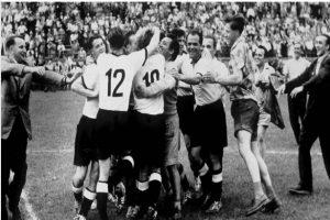 نوستاليجا المونديال (5).. الحذاء الذهبي يحقق معجزة بيرن ويهدي ألمانيا اللقب الأول لكأس العالم