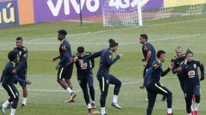 أخبار سعيدة للبرازيل قبل مواجهة كوستاريكا