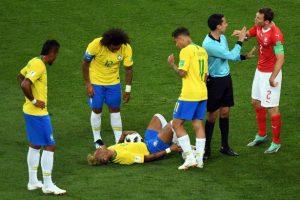 ليلة سقوط الكبار.. البرازيل تفقد توازنها أمام سويسرا