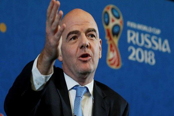 إنفانتينو: مونديال روسيا سيكون الأفضل في التاريخ