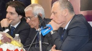 أبوريدة يختار رئيسًا مؤقتًا لبعثة الفراعنة في المونديال