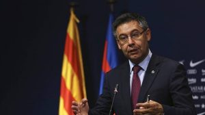 رئيس برشلونة يحسم الجدل حول مصير نجم الفريق