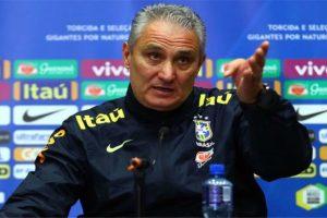 مدرب البرازيل يُعرب عن غضبه من اقتران اسمه بريال مدريد