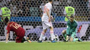 لاعب إسبانيا: لن نقتل دي خيا بسبب رونالدو