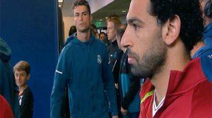 رونالدو يتجاهل صلاح في اختياراته لأفضل اللاعبين في العالم