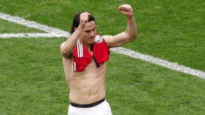 كافاني: الشناوي رائع.. ومنتخب مصر قوي بدنيا