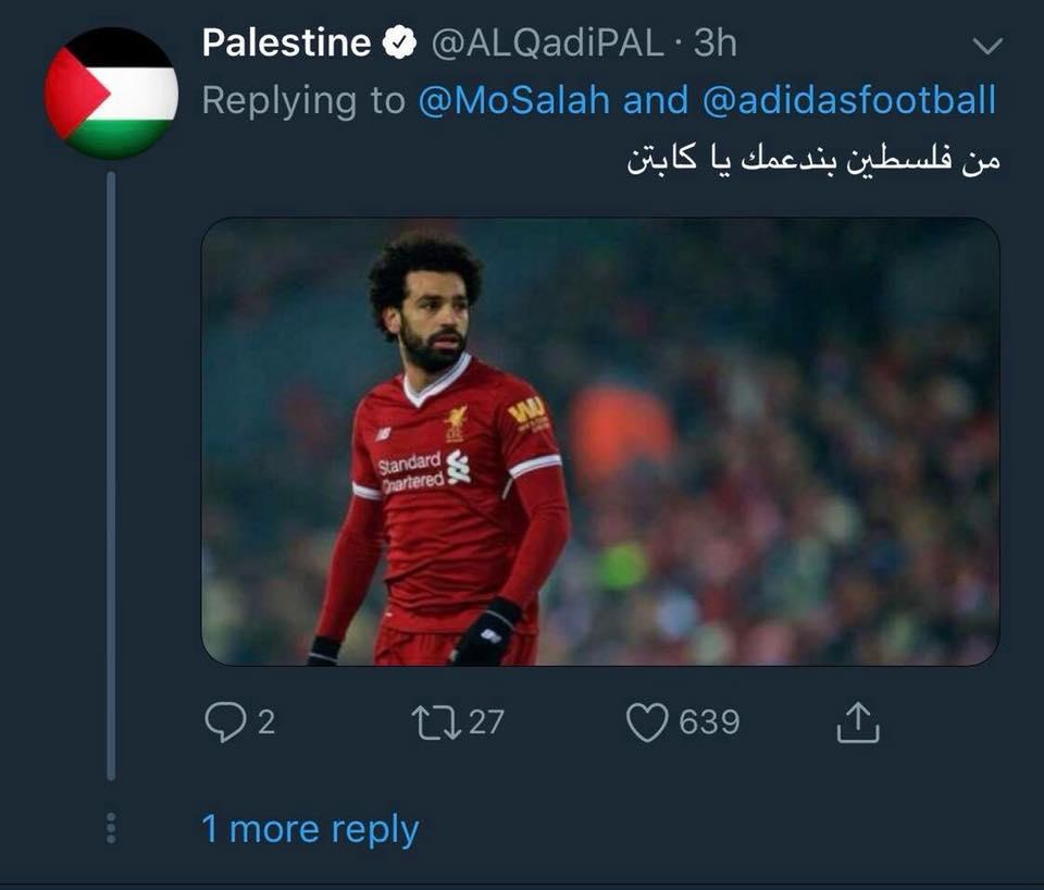 تويت11.. العرب يفاجئون صلاح والمصريين قبل إنطلاق المونديال !