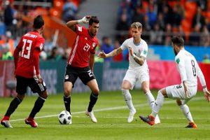 بين الشوطين.. المنتخب الوطني يقدم شوط مثالي أمام أوروجواي الخطير !