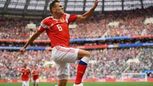 تشيريشيفت: لم أكن أتوقع إختياري رجل مباراة مصر !