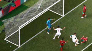 رسميًا.. أسود الأطلسي تغادر المونديال بأداء رائع أمام البرتغال !