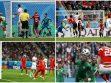 الكرات العرضية.. آفة المنتخبات العربية بعد مرور أول جولة في المونديال