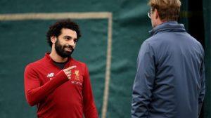 كلوب لمحمد صلاح في التدريبات: لماذا لا تركض ؟ واللاعب يرد