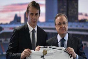 أول صدام بين بيريز ولوبيتيجي في ريال مدريد