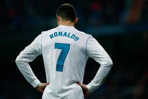 رونالدو مع ريال مدريد