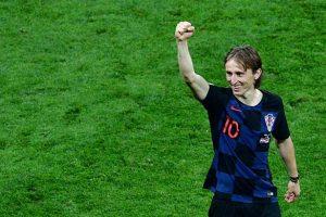 مودريتش: بفضل القوة والاتحاد سنفوز بكأس العالم روسيا 2018 !