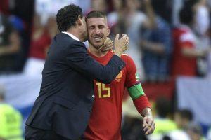 مدرب إسبانيا بعد توديع المونديال: قدمنا كل شئ أمام روسيا
