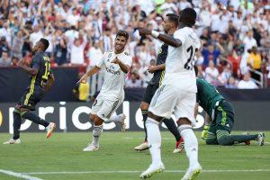 نجوم ريال مدريد سعداء بطريقة لعب لوبيتيجي بعد أول مباراتين